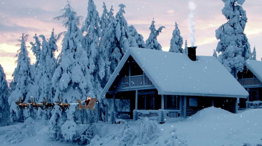 FinlandSanta
