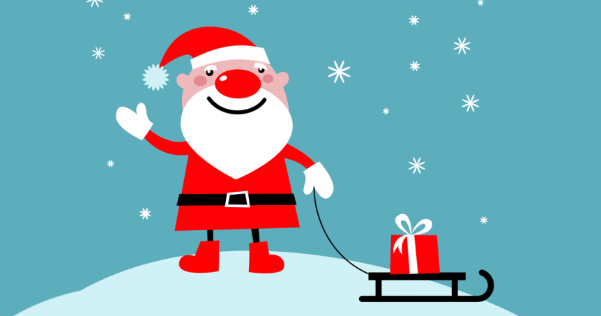 the magic of santa claus facts - Santa Claus Santa