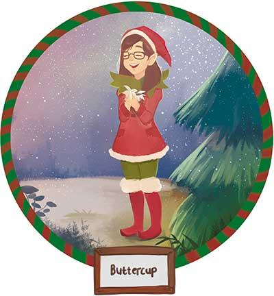 Buttercup Elf