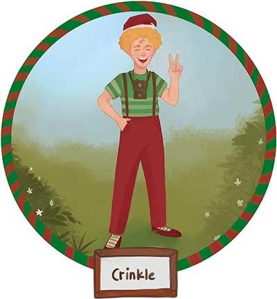 Crinkle Elf