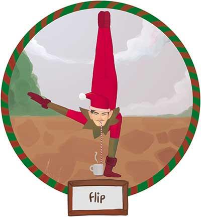 Flip Elf