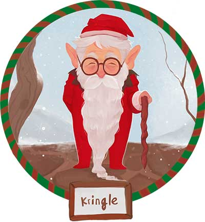 Kringle Elf