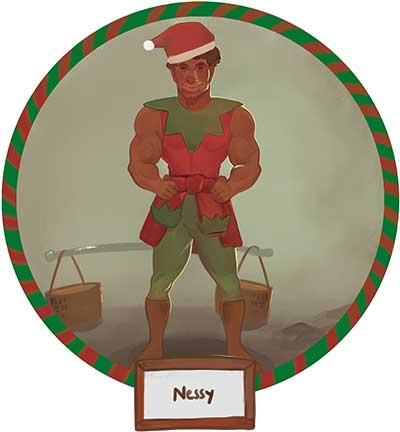 Nessy Elf