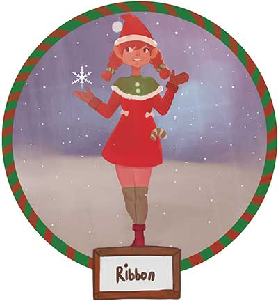 Ribbon Elf