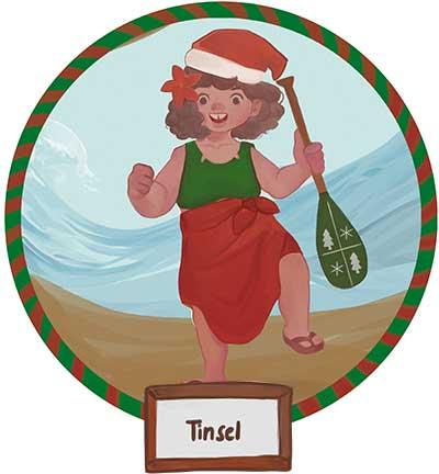 Tinsel Elf