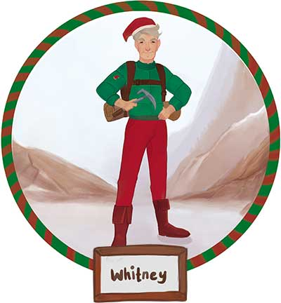 Whitney Elf