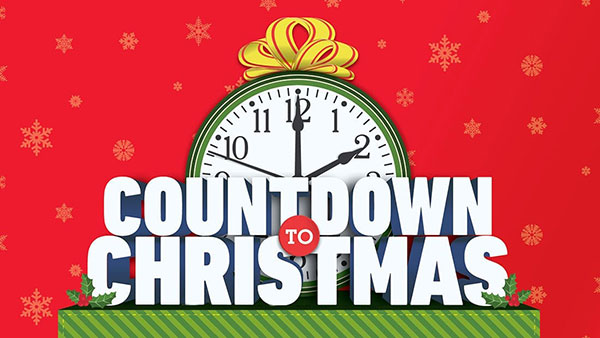 Christmas 2020 Clock Countdown How Many Days To Christmas? 2020 Christmas Countdown